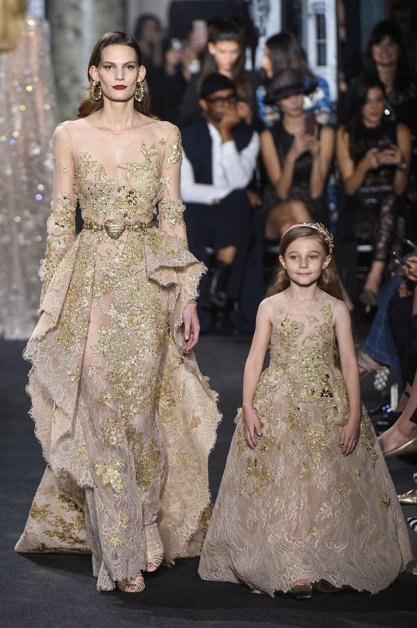Elie Saab  Couture Fashion Couture Dresses Haute