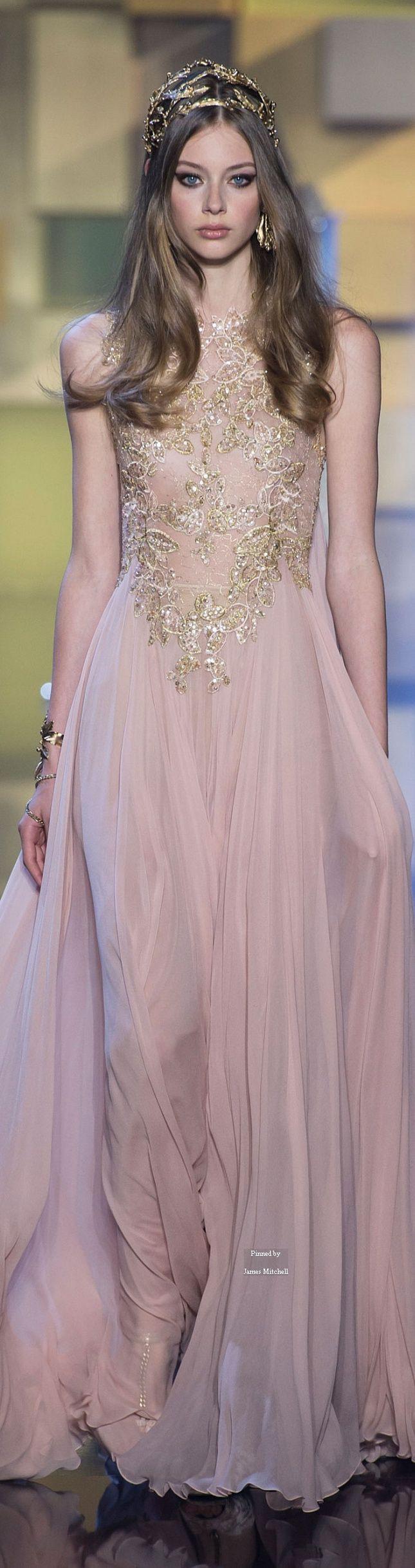 Elie Saab Fall 2015 Couture  Schöne Kleider Couture