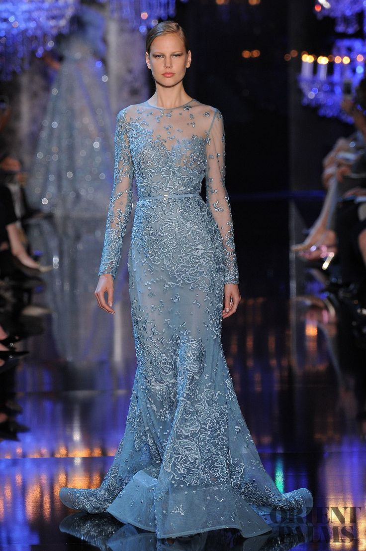 Elie Saab Fallwinter 20142015  Couture  Herbst Winter