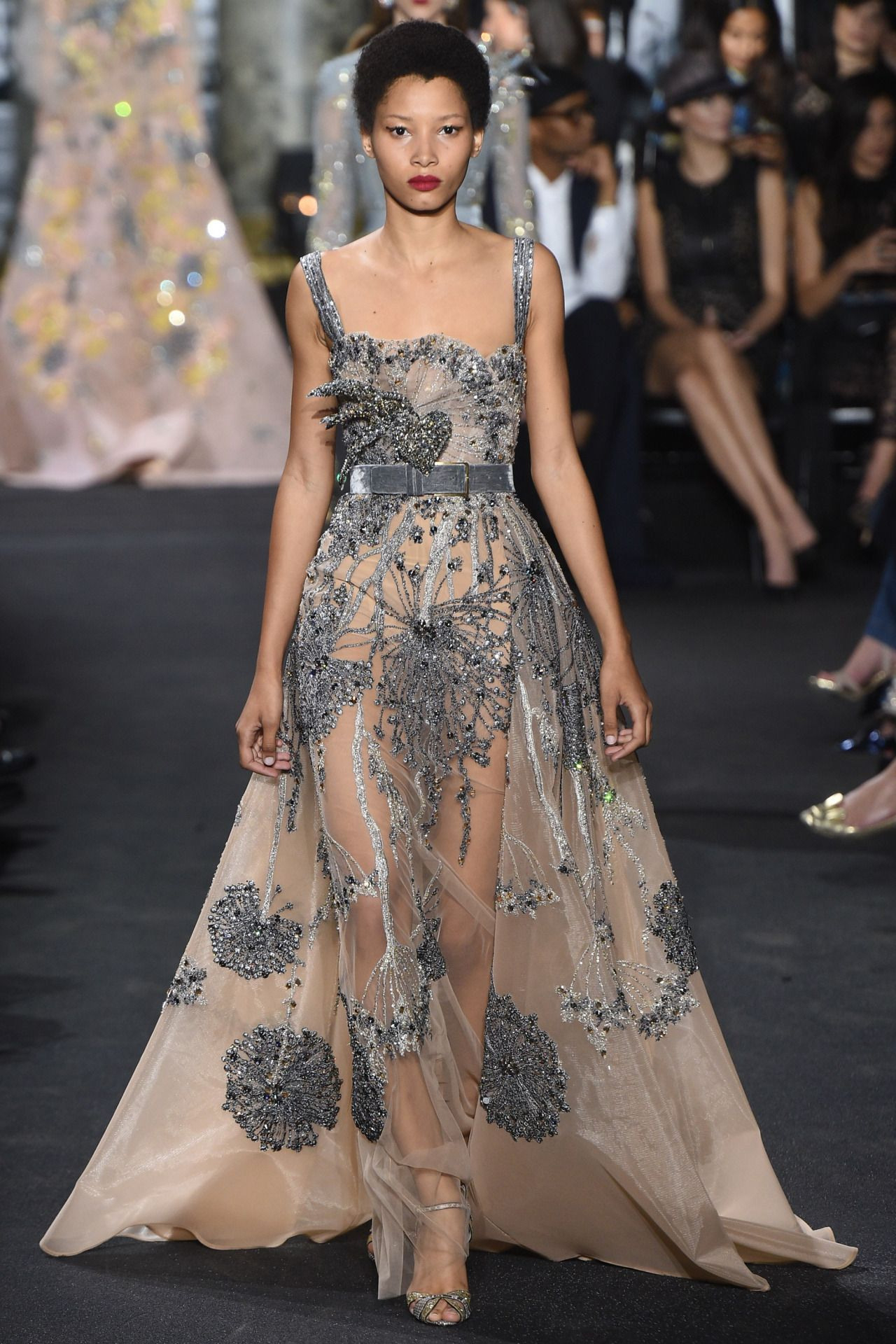 Elie Saab  Haute Couture  Fall 2016 Model  Welcome