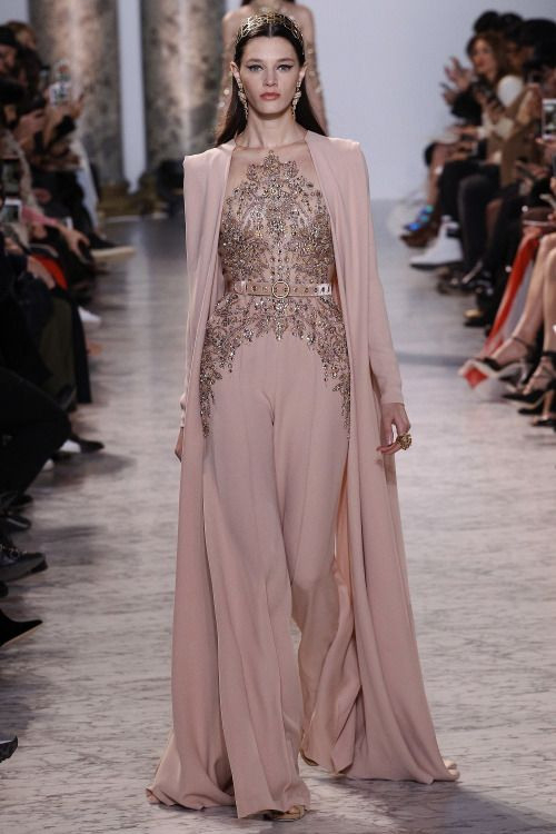 Elie Saab  Haute Couture  Spring 2017  Couture Kleider