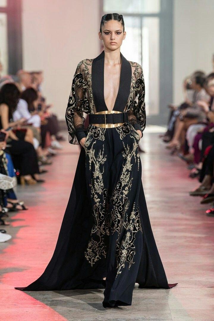 Elie Saab Herbst/Winter 20192020 Haute Couture