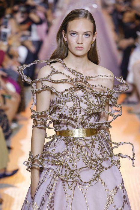 Elie Saab Mit Bildern  Couture Mode Modestil Couture