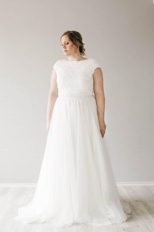 Emi Größe 48  Kleid Hochzeit Kleider Hochzeit