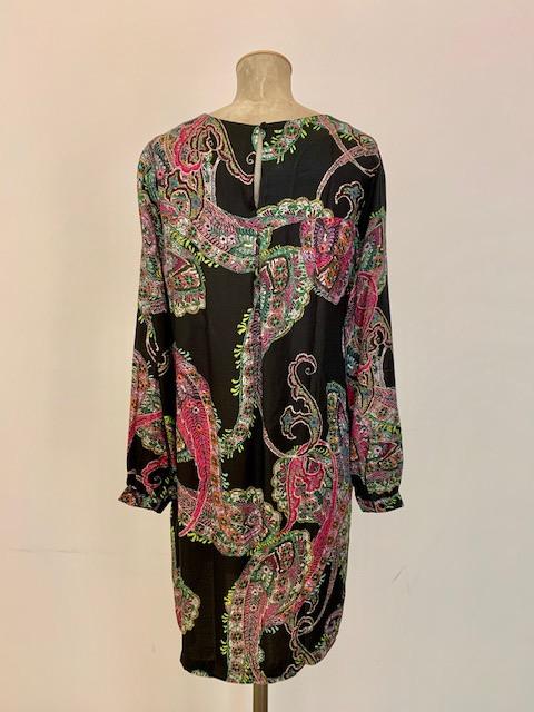 Emily Van Den Bergh Kleid Mit Paisleyprint