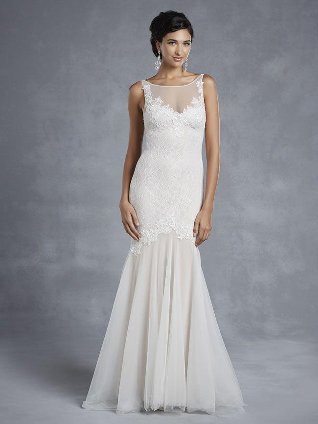 Enges Hochzeitskleid Budget Try Beautiful Von Enzoani