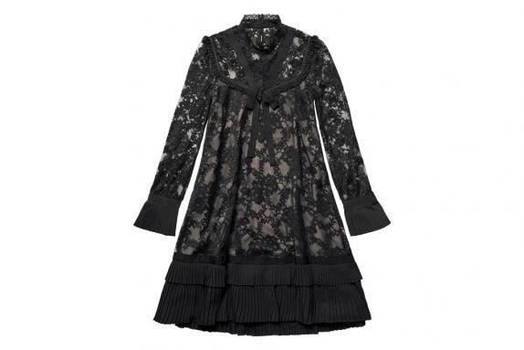 Erdem X Hm  2 Kép  Instyle  Victorian Lace Dress