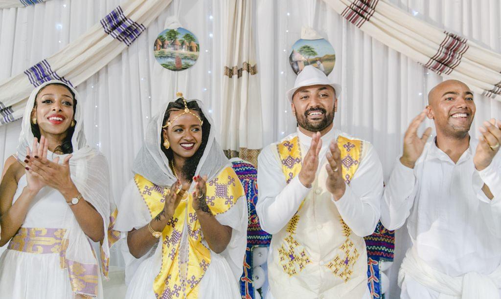 Eritreische Hochzeit In Köln