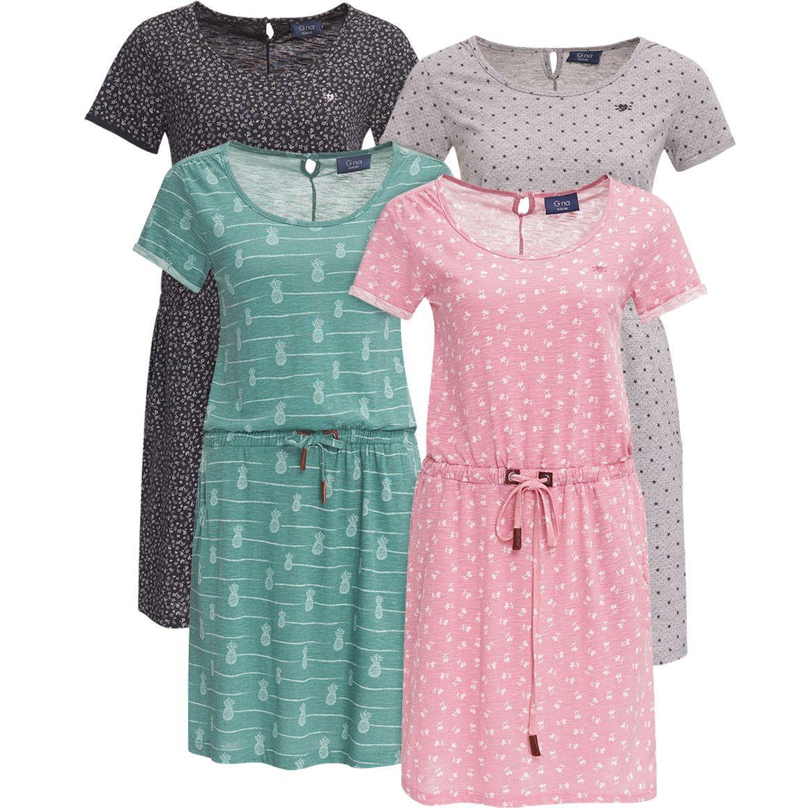 Ernsting's Familyab 29319 Gina Damen Kleid Mit