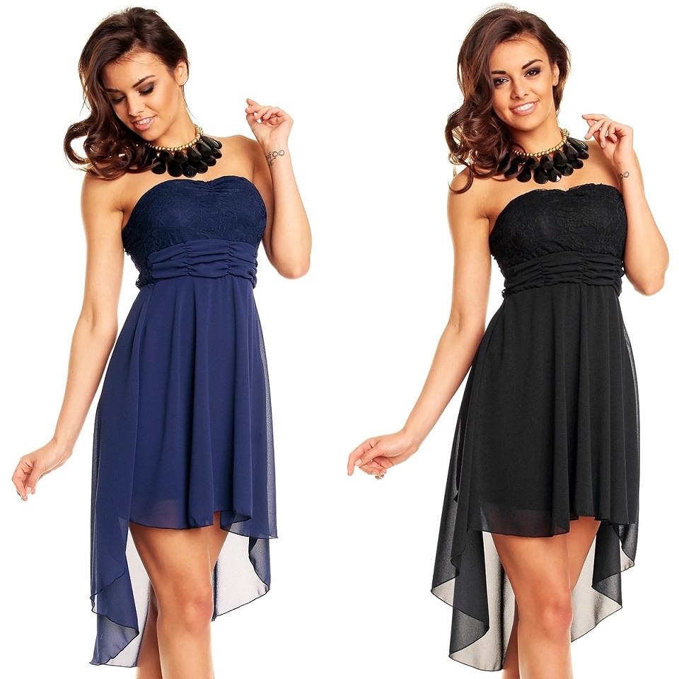 Erstaunlich Kleid Hinten Lang Vorne Kurz Fotos  Bilder