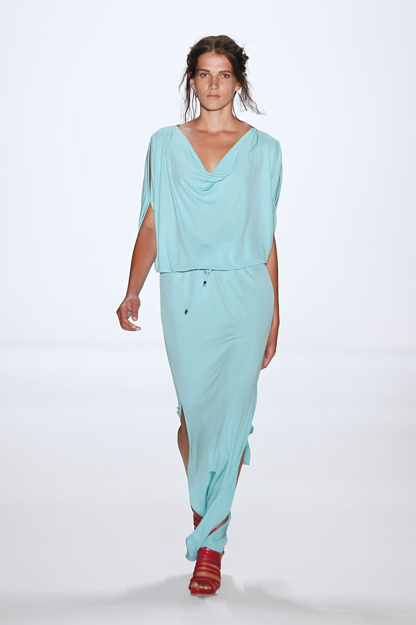 Escada Sport Ss13 Collection Presented On July 4Th During
