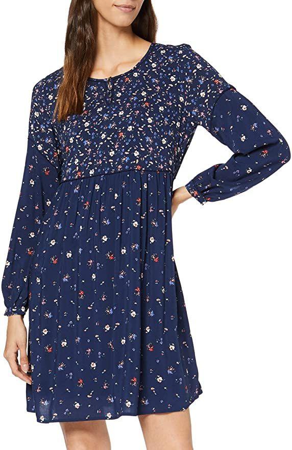 Esprit Damen Kleid  Kleider Tuch Frau