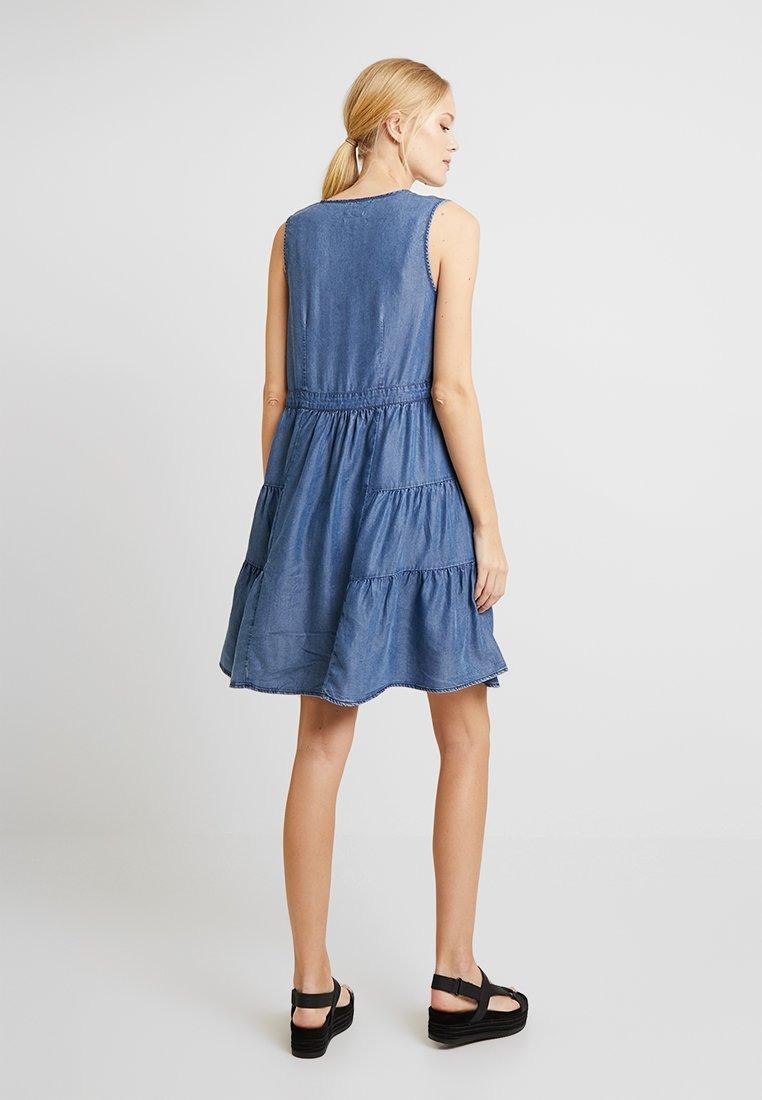 Esprit Dress  Jeanskleid Blue Medium Wash