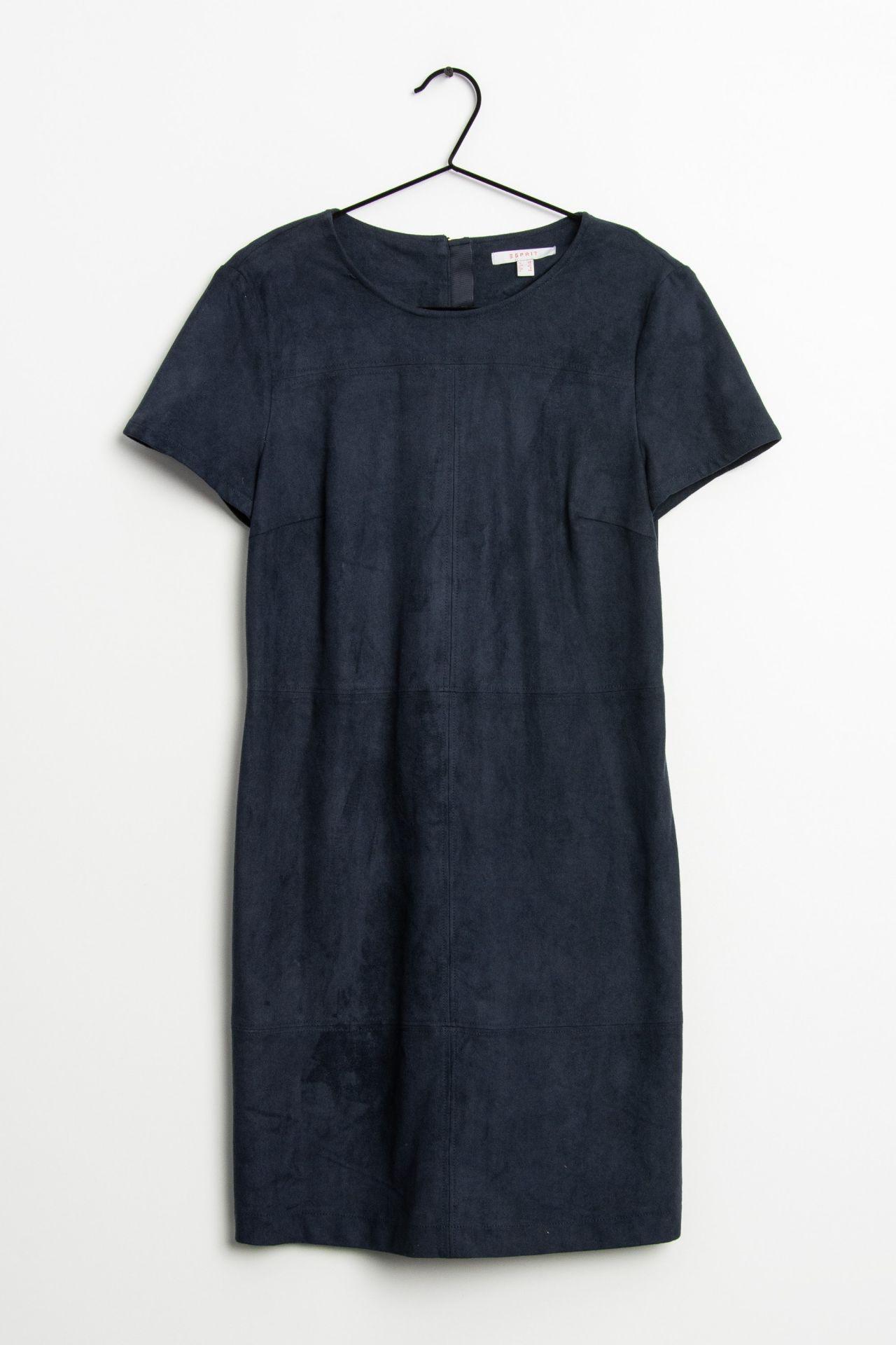 Esprit Kleid Blau Gr38  10067785