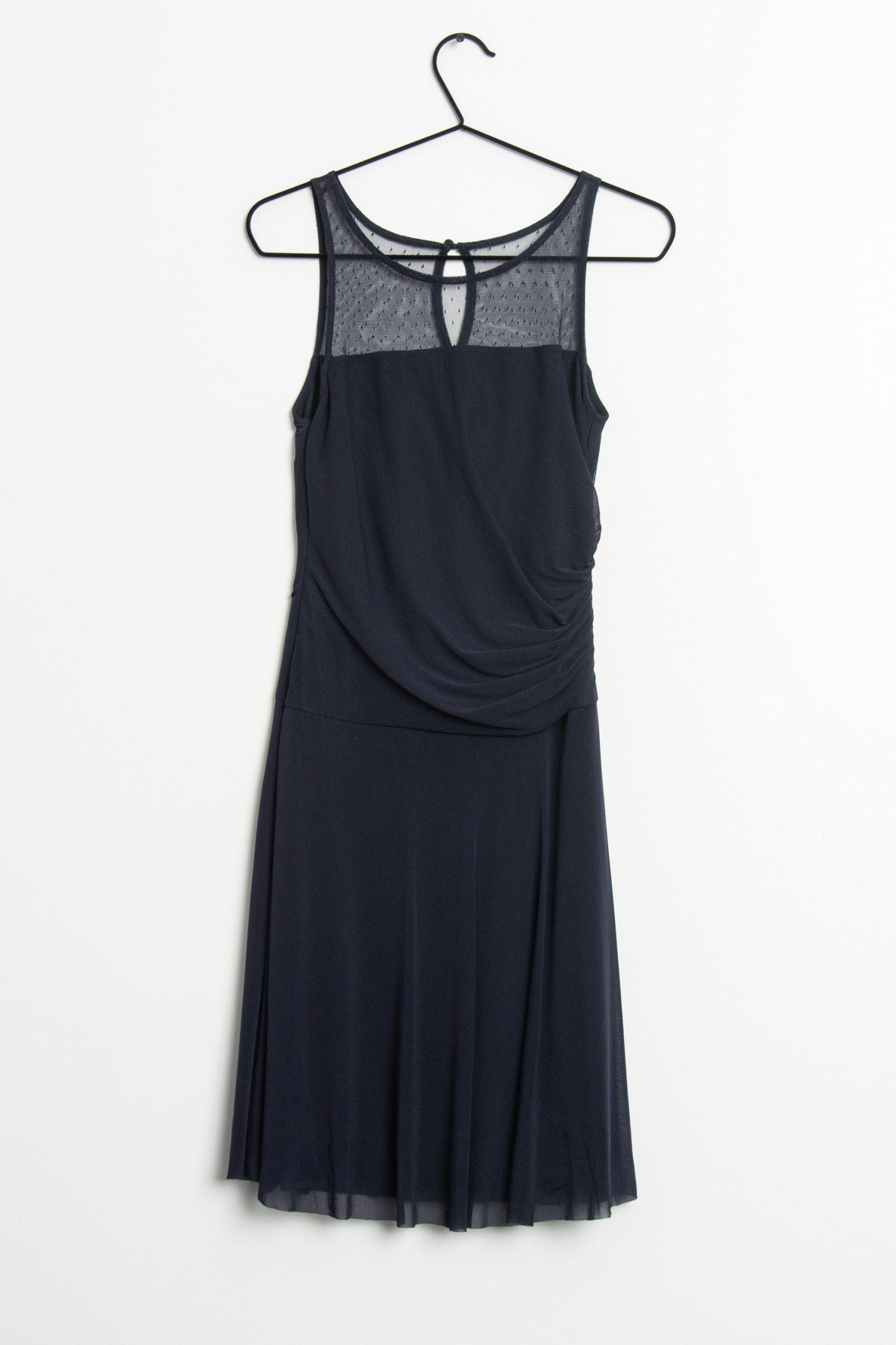 Esprit Kleid Blau Grs
