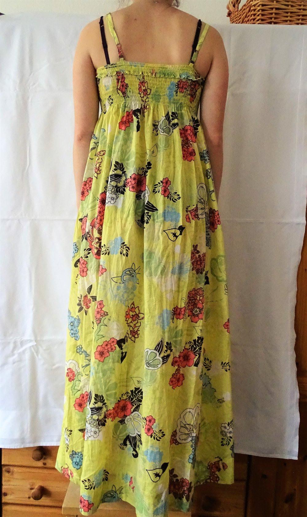 Esprit  Langes Sommerkleid  Kleiderkorbde