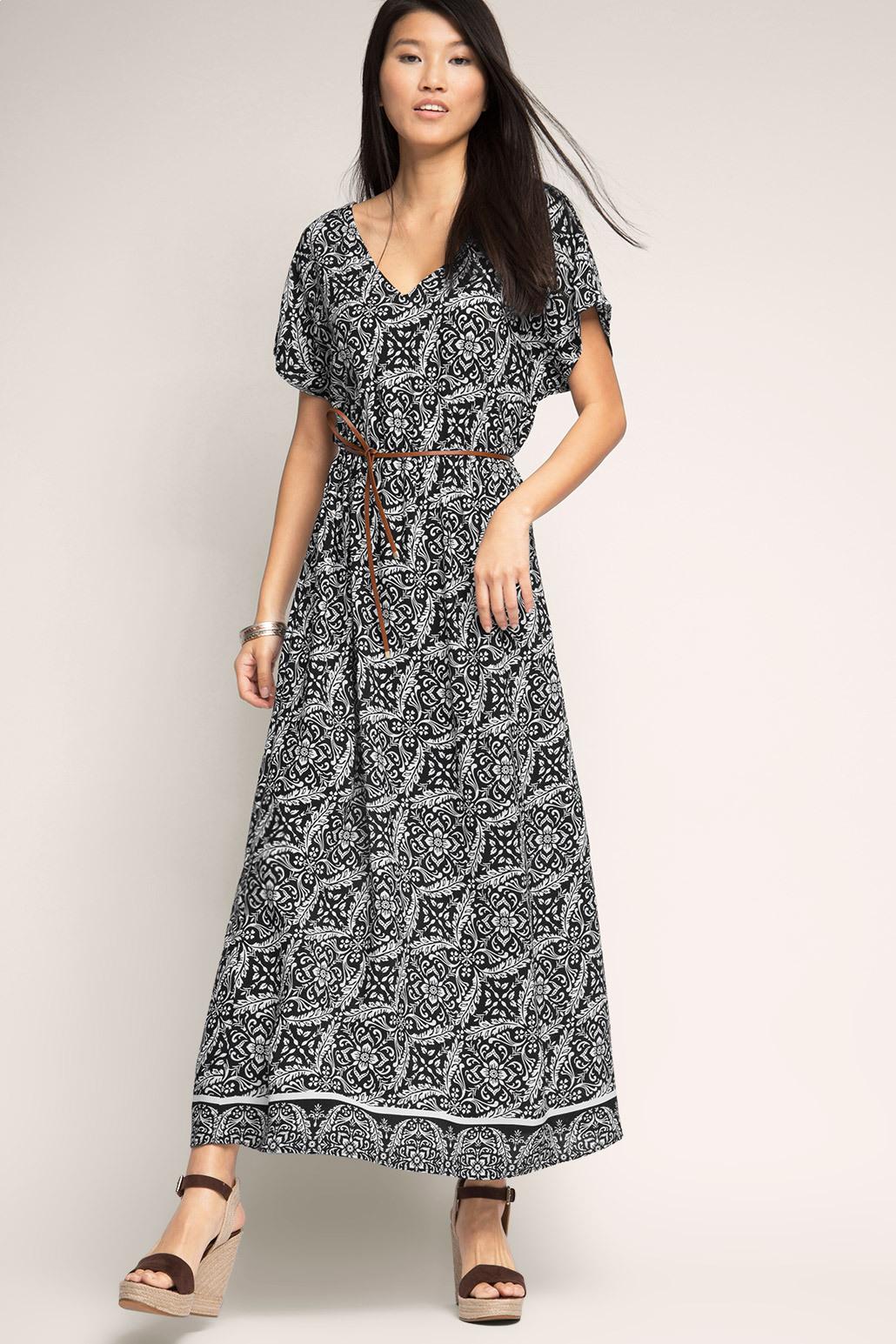 Esprit  Summery Maxi Dress At Our Online Shop