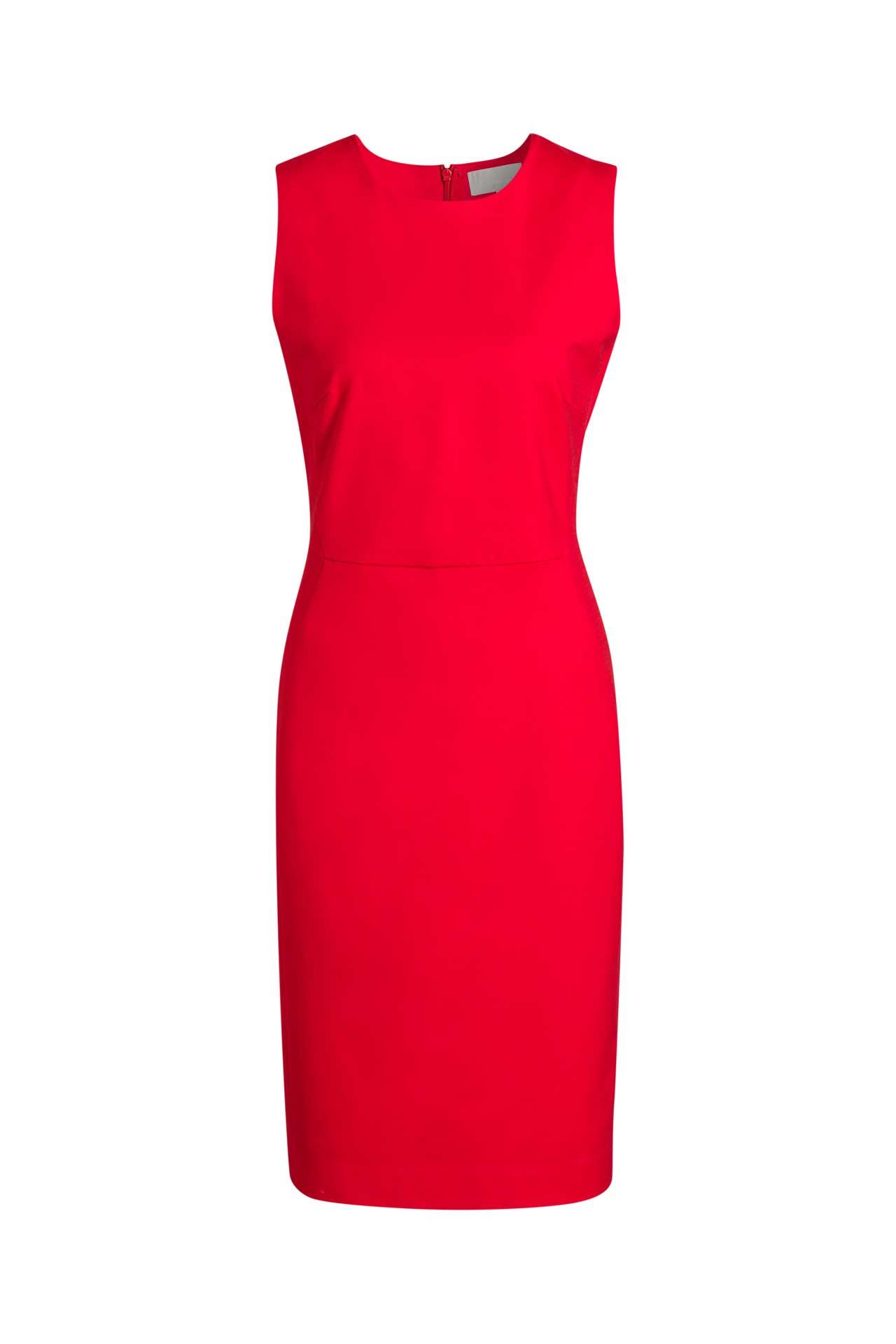 Etuikleid 'Ceri' Rot  Inwear » Günstig Online Kaufen