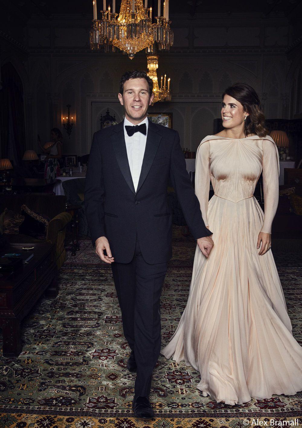 Eugenie  Jack Die Hochzeitsfotos Sind Eine Sensation