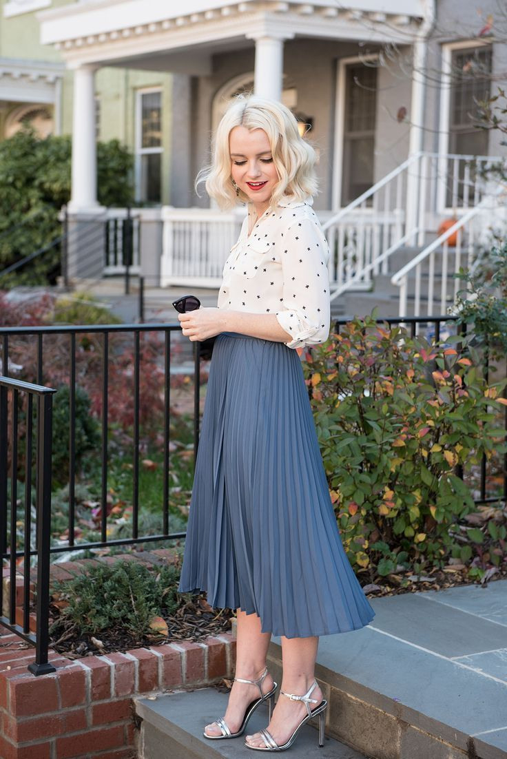 Everything Feminine  Modestil Mode Röcke Schlichte Mode
