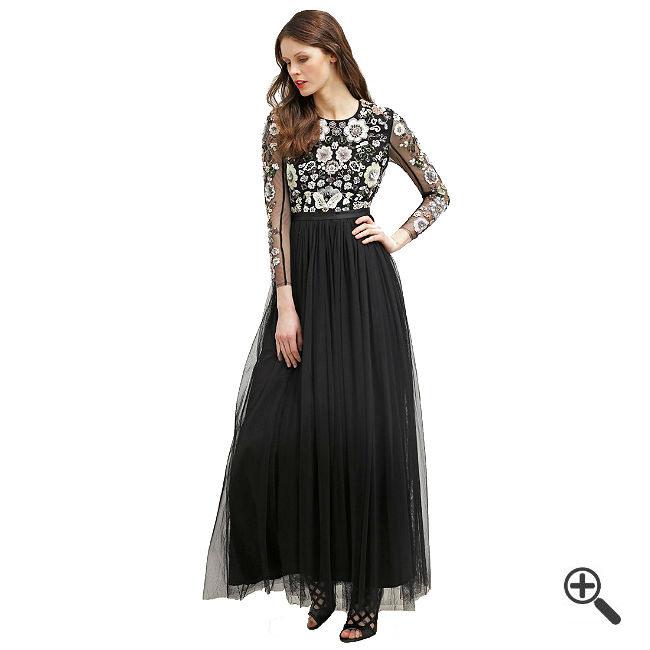 Exklusive Abendkleider Lang  3 Stylische Outfits Für