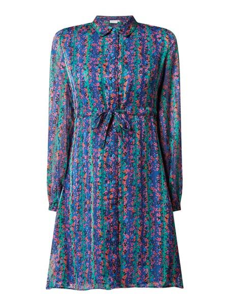 Fabienne Chapot Blusenkleid Mit Floralem Muster Modell