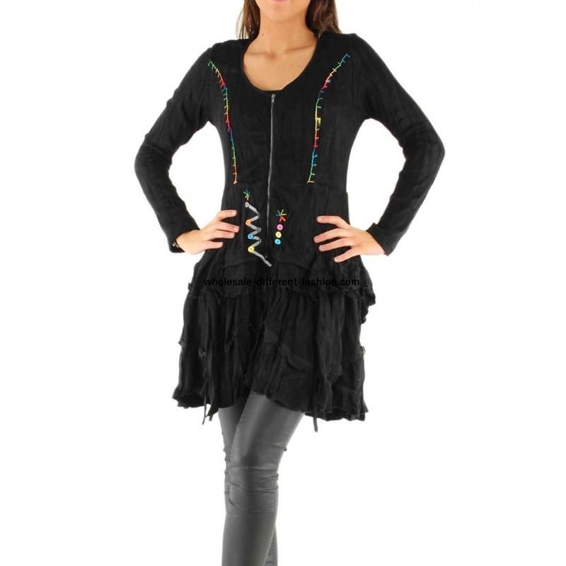 Fashion Großhandelmode Kleider Tuniken Winter Marken Dy