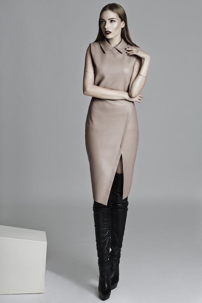 Fashion  Lifestyle Blog  Fashion Leather Dresses