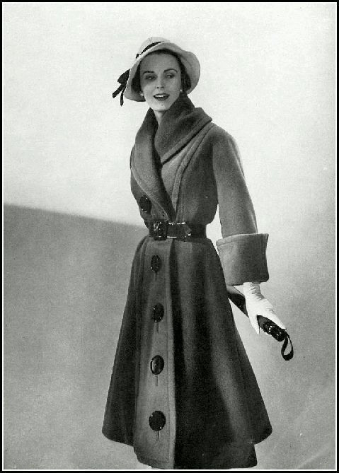 Fashion  Modestil 50Er Jahre Mode 1950 Stil