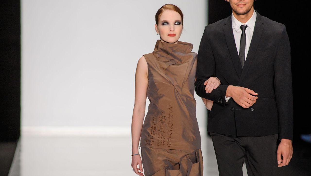 Fashion Week In Moskau Erstmals Kleidung Für Behinderte