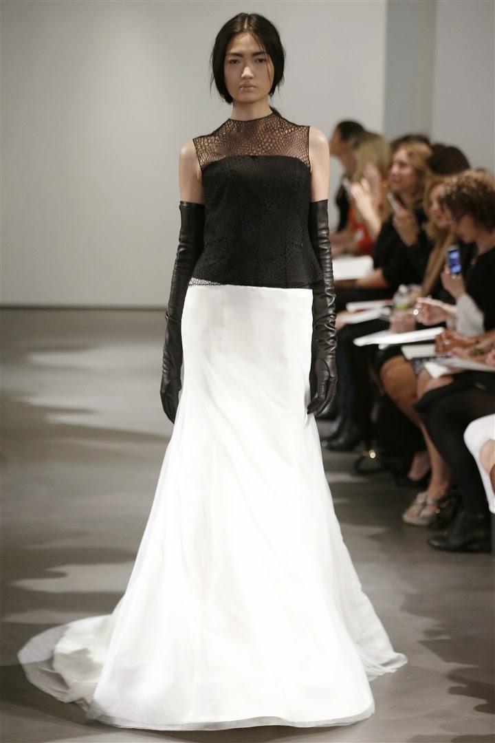Fashioncollectiontrend Vera Wang Hochzeitskleid