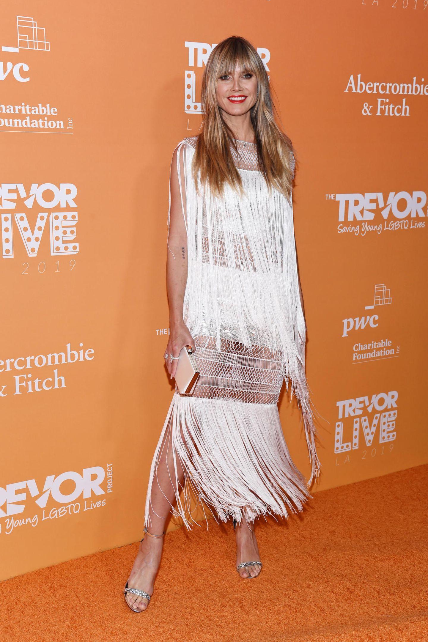 Fashionlooks Der Style Von Heidi Klum  Galade