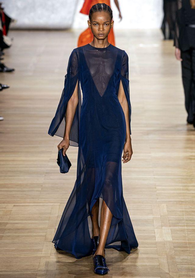 Fashiontrend Die Elegantesten Kleider Kommen 2020 In
