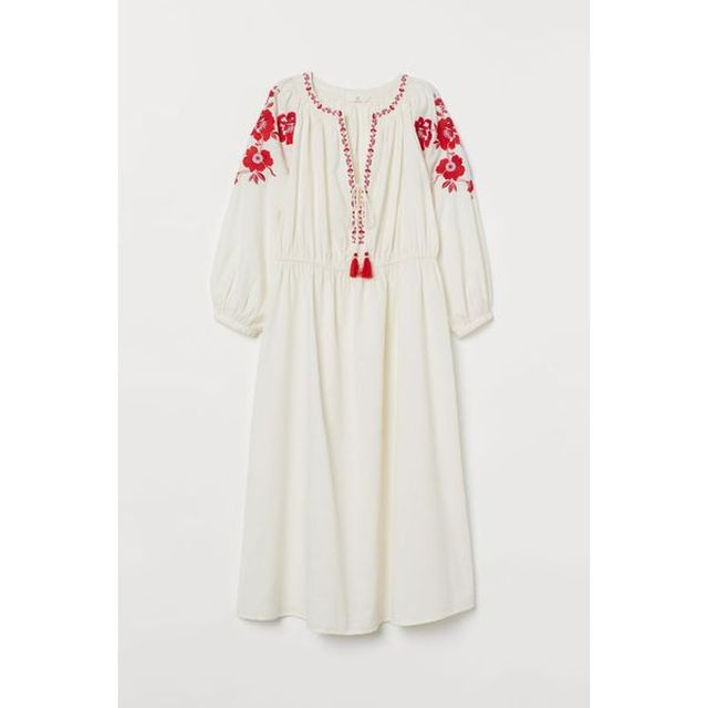 Fashiontrend Weiße Kleider Die Schönsten Modelle Von Hm