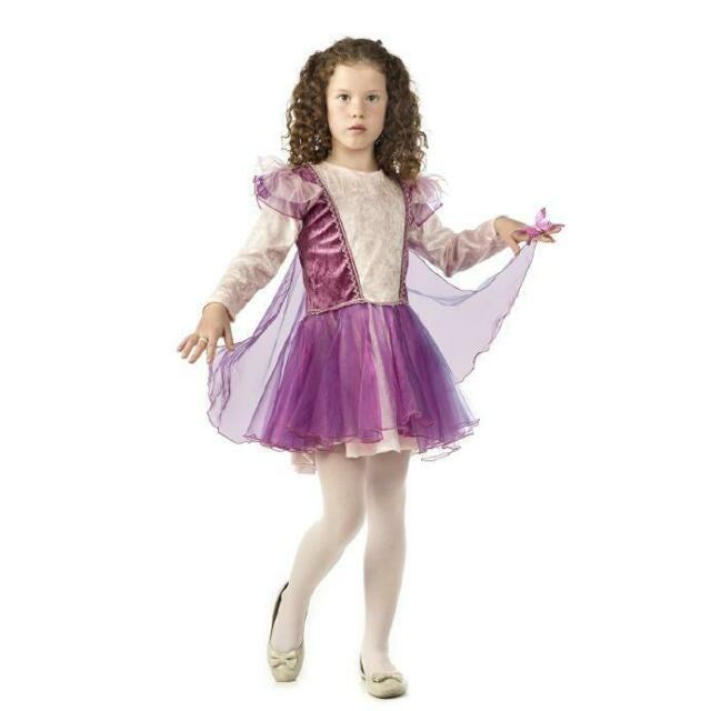 Fee Dancer Lilli Childrens Fancy Dress Feenkleid Costume