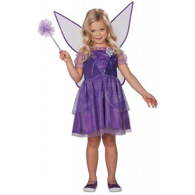 Fee Viola Feenkostüm Für Kinder Kraftvolles Violett