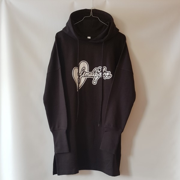 Femalegainz Hoodiekleid  Sweater  Clothing  Sweeep