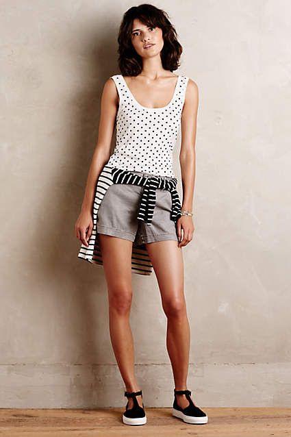 Fen Shorts  Schicke Kleidung Niedliche Kleidung Und Stil