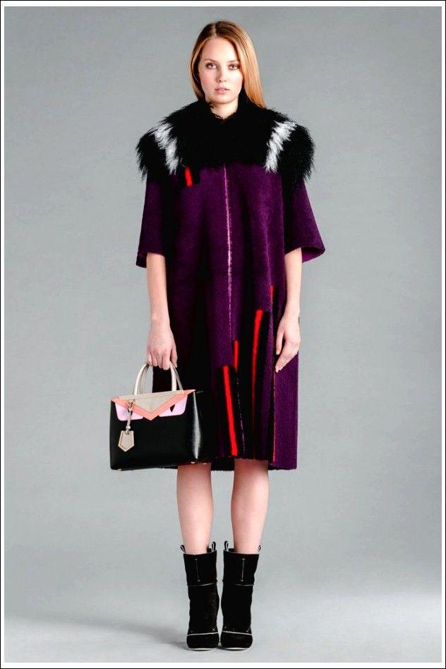 Fendi Prefall New Kollektion  Fendi Kleidung Und Herbst