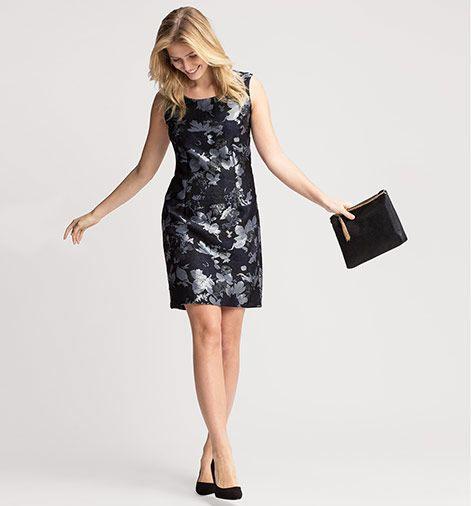 Festive Dressca  Mode Modestil Das Kleine Schwarze