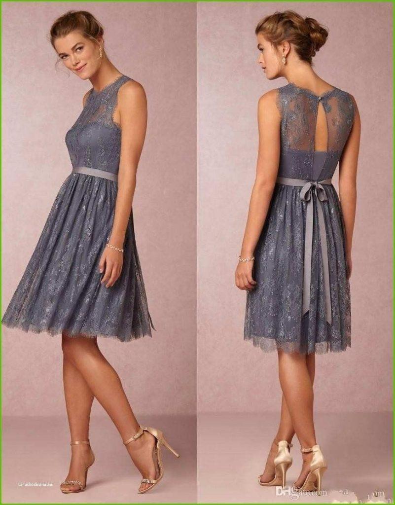Festliche Kleider Für Hochzeit Knielang  Abendkleid