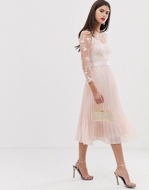 Festliche Kleider Für Hochzeiten Oder Den Abiball In Rosa
