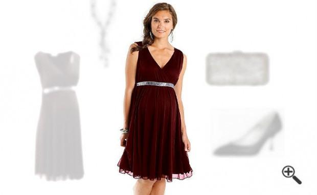 Festliche Kleider Für Schwangere Zur Hochzeit  Kleider