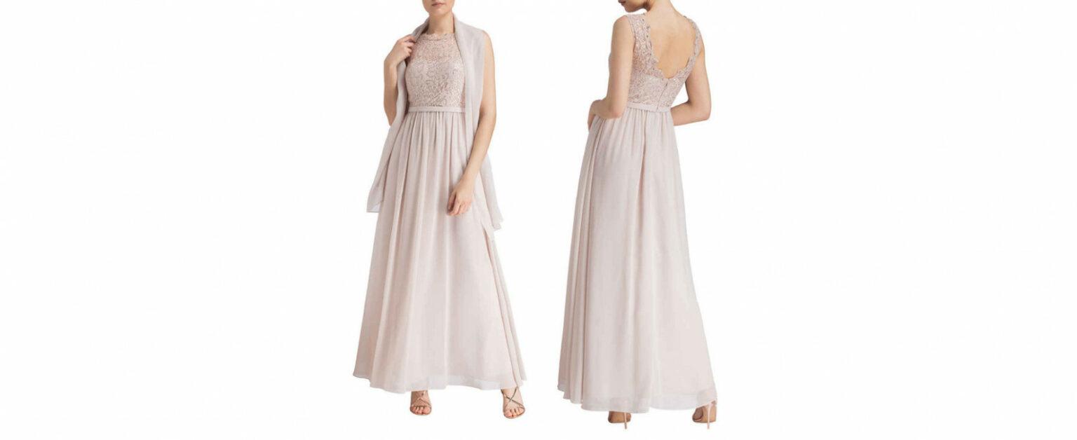 Festliche Kleider Zur Hochzeit Breuninger Abendkleid
