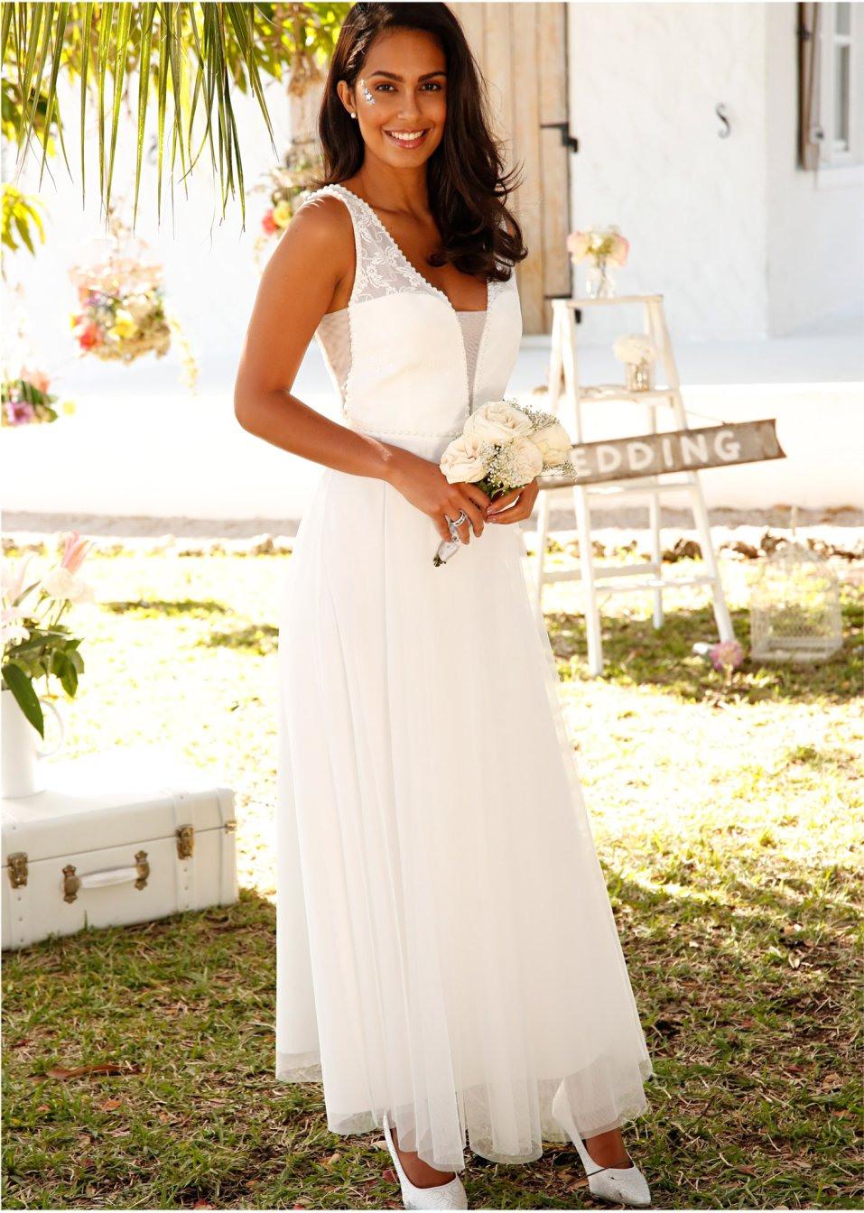 Festliche Kleider Zur Hochzeit Für Gäste Große Größen