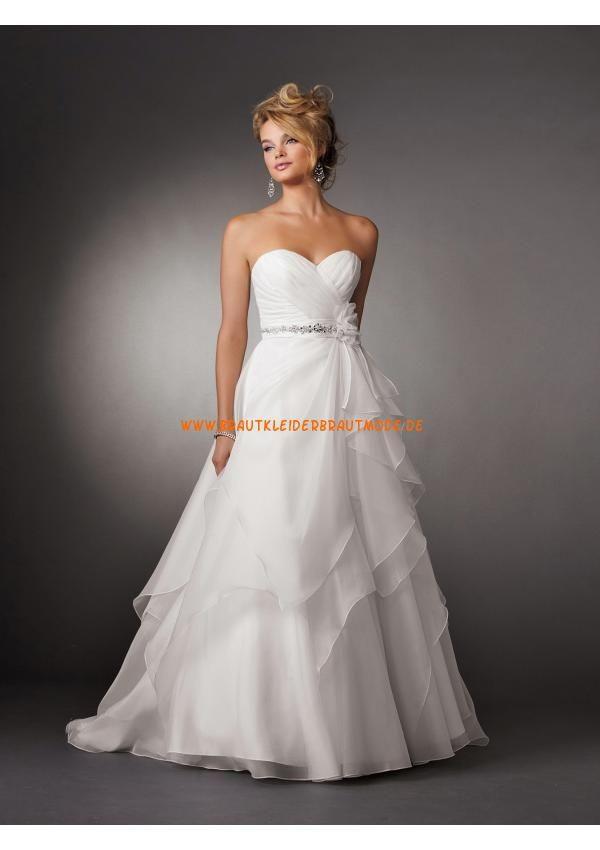 Festliche Kleider Zur Hochzeit Für Mollige  Hochzeit Kleid