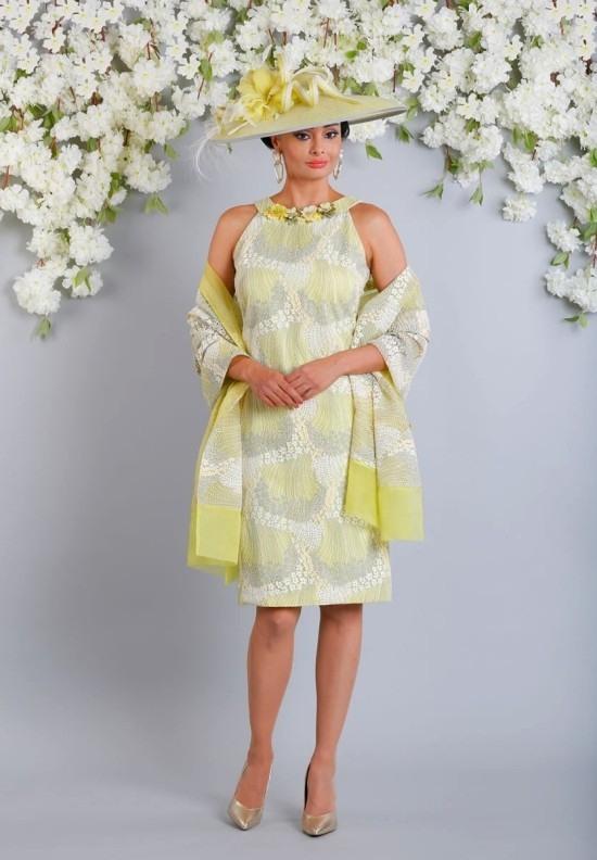 Festliche Sommerkleider Für Hochzeit  Touvie Damen