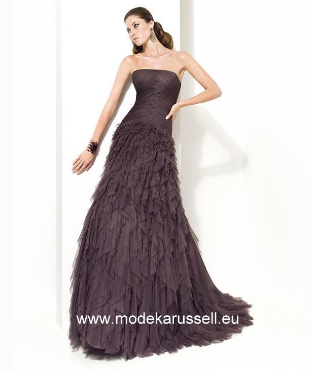 Festliches Abendkleid Online In Bronze In 2020  Schöne
