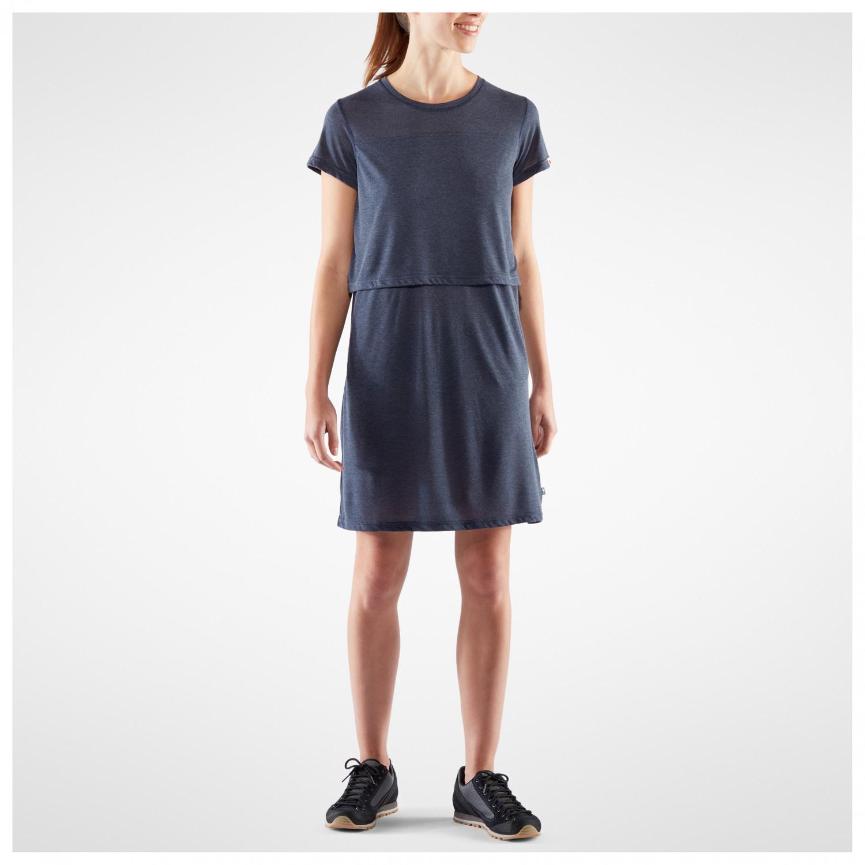 Fjällräven High Coast Tshirt Dress  Kleid Damen