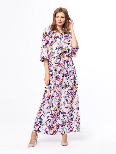 Flieder Kleid